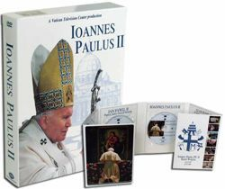 Picture of John Paul II - The Pope who made history - 5 DVDs
