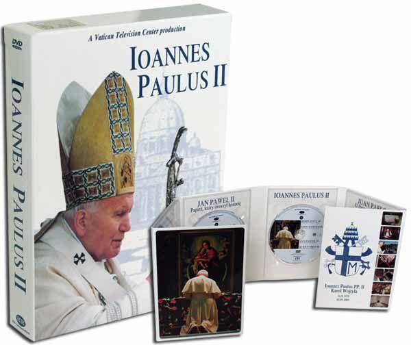 Picture of Juan Pablo II - El Papa que hizo la historia - 5 DVDs