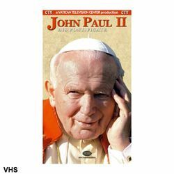 Picture of John Paul II - His Pontificate - VHS