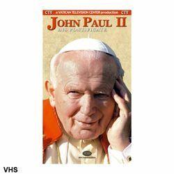 Imagen de John Paul II - His Pontificate - VHS