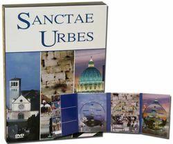 Picture of Las Ciudades Santas: Jerusalén, Roma, Asís - 3 DVDs