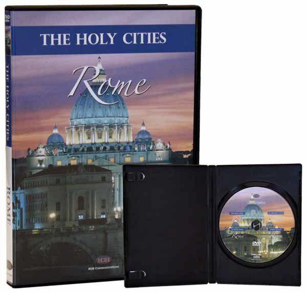Picture of Le Città Sante: Roma - DVD