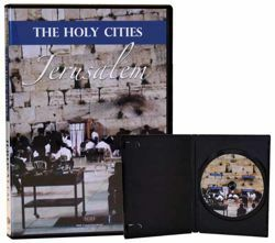 Imagen de The Holy Cities: Jerusalem - DVD