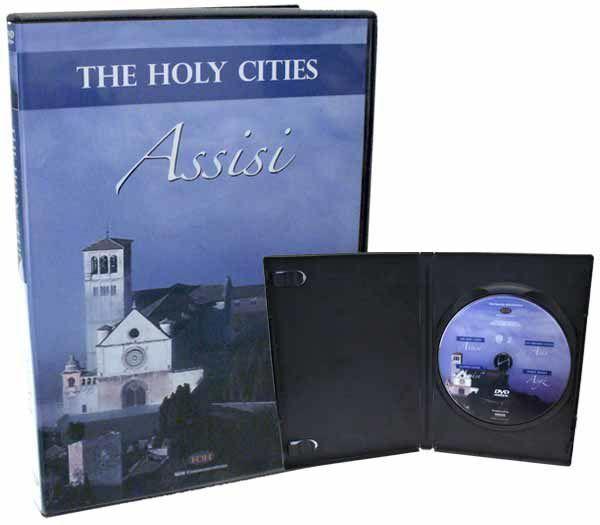 Picture of Las Ciudades Santas: Asís - DVD