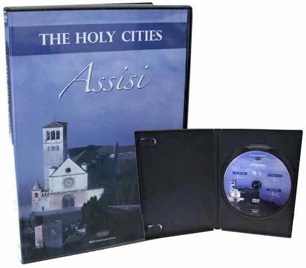 Imagen de Święte Miasta: Asyż - DVD