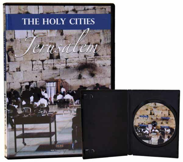 Imagen de Las Ciudades Santas: Jerusalen - DVD