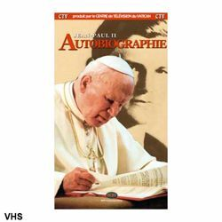 Picture of Jean-Paul II Autobiographie - VHS