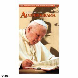Imagen de João Paulo II Autobiografia - VHS