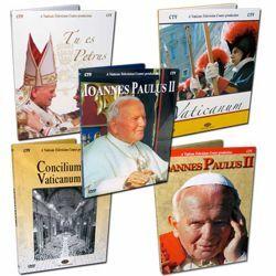 Immagine di PACCHETTO N.4 - I Papi & Vaticano - 5 Articoli