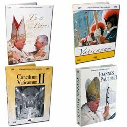 Imagen de BEST SELLER PACK N.3 - Popes & Vatican - 10 Items