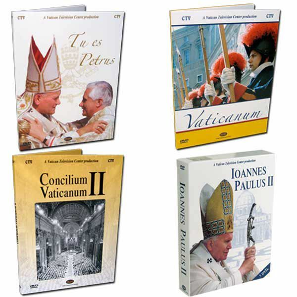 Imagen de BEST SELLER PACK N.3 - Popes & Vatican - 10 Items