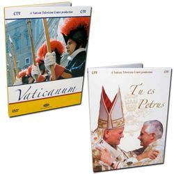 Picture of Benedict XVI The Keys of the Kingdom + The Vatican - 2 DVD