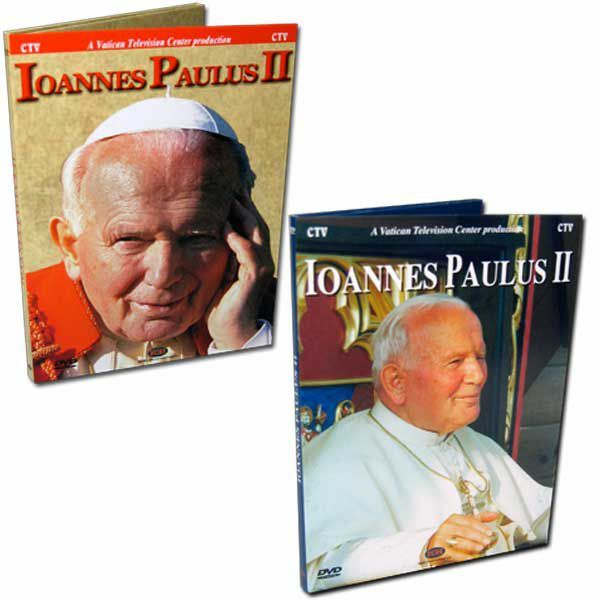 Picture of John Paul II - His Life, His Pontificate + John Paul II This is my story - 2 DVD