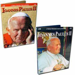 Imagen de Juan Pablo II - Su Vida, Su Pontificado + Juan Pablo II Os cuento mi vida - 2 DVD