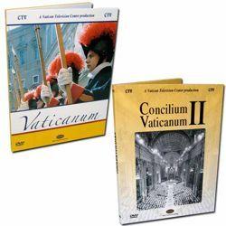 Imagen de El Vaticano + El Concilio Vaticano II - 2 DVD