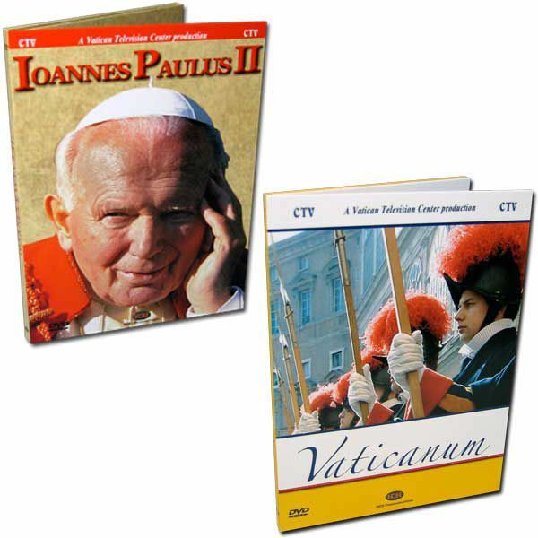 Picture of Jean-Paul II - Sa vie, Son Pontificat + Le Vatican - 2 DVD