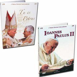 Immagine di Benedykt XVI Klucze Królestwa + Jan Paweł II Cztery pory życia i apostolatu