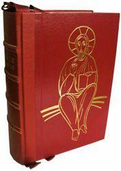Immagine di Missale Romanum Editio Typica Tertia Emendata 2008 (Messale Romano terza edizione Latino) - edizione in mezza pelle