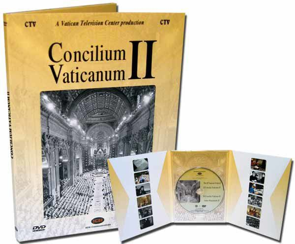 Imagen de Il Concilio Vaticano II - DVD