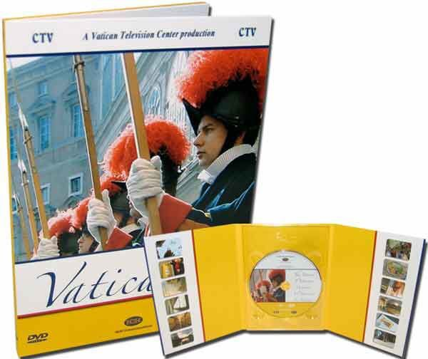 Picture of The Vatican - DVD