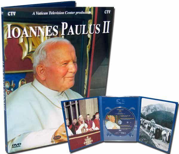 Imagen de Juan Pablo II Os cuento mi vida - DVD