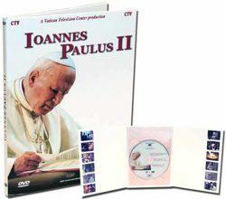 Picture of Jan Paweł II Cztery pory życia i apostolatu - DVD