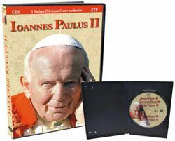 Picture of John Paul II His Life, His Pontificate - DVD