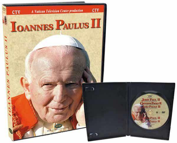 Picture of John Paul II His Life, His Pontificate - DVD