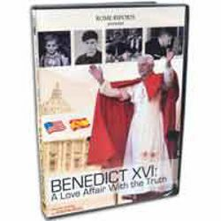 Picture of Pope Benedict XVI A Love Affair with the Truth - DVD