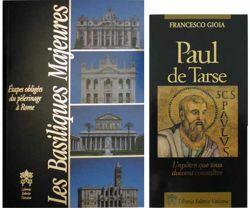 Imagen de Paul de Tarse L'Apôtre que tous doivent connaître + Les Basiliques Majeures étapes obligées du pèlerinage à Rome