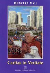Picture of Caritas in Veritate - Carta Encíclica sobre o desenvolvimento humano integral na Caridade e na Verdade Papa Bento XVI