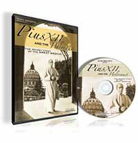 Immagine di Pius XII and the Holocaust: The Secret History of the Great Rescue - DVD