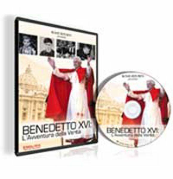Immagine di Papa Benedetto XVI L' avventura della Verità - DVD