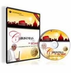 Picture of Christmas in Rome - DVD