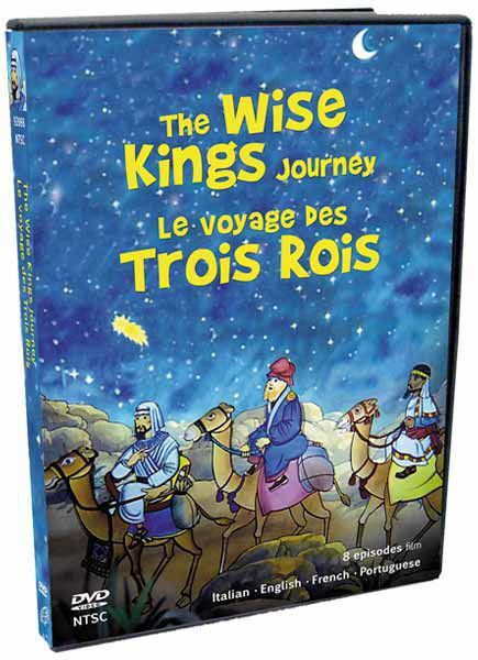 Picture of The Wise Kings Journey - DVD