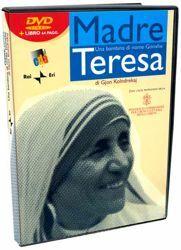Imagen de Madre Teresa - una bambina di nome Gonxhe - DVD + LIBRO