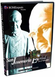 Picture of Saint Josemaria Escriva in the Vatican - DVD