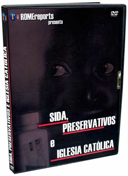 Picture of Sida, preservativos y la Iglesia Católica - DVD