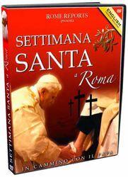 Picture of Settimana Santa a Roma con Papa Benedetto XVI - DVD
