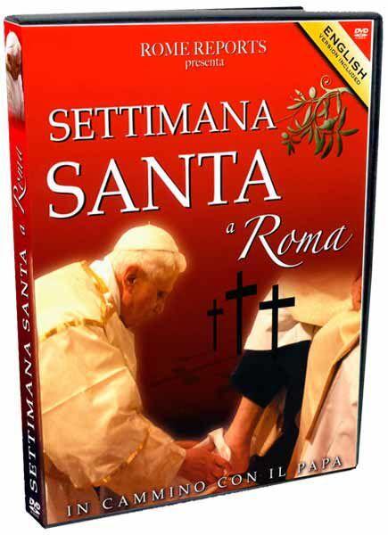 Imagen de Settimana Santa a Roma con Papa Benedetto XVI - DVD