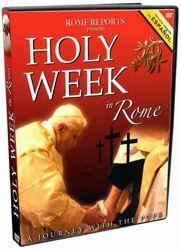 Imagen de Semana Santa en Roma con el Papa Benedicto XVI- DVD