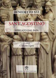 Immagine di Sant' Agostino spiegato dal Papa