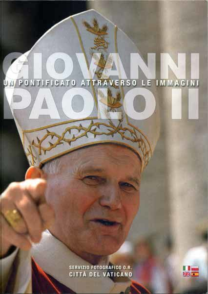Picture of John Paul II A Pontificate of images - BOOK, BIG FORMAT
