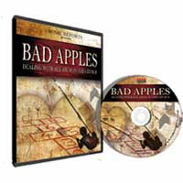 Picture of Bad Apples - Dealing with Sex Abuse in the Church - DVD