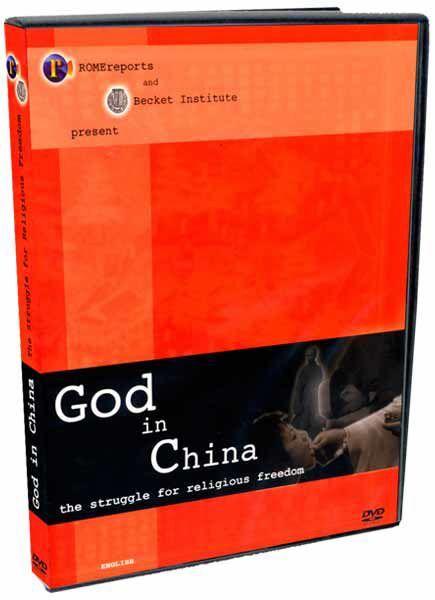 Immagine di Dio in Cina: la lotta per la libertà religiosa - DVD