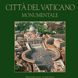 Immagine di Città del Vaticano Monumentale - LIBRO
