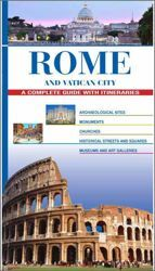 Picture of Rome and Vatican City, a complete guide with itineraries - BOOK