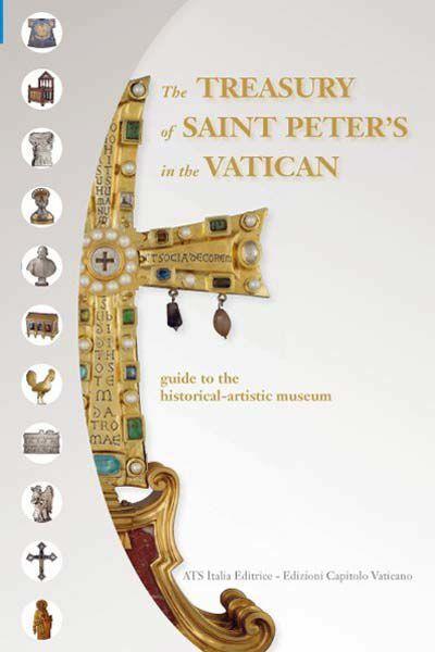 Immagine di The Treasury of St Peter's in Vatican - BOOK