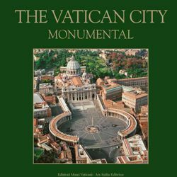 Picture of The Vatican City Monumental - BOOK