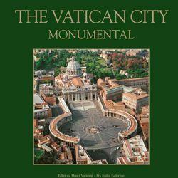 Immagine di The Vatican City Monumental - BOOK